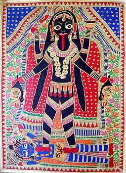 Kali by Yogesh Agrawal