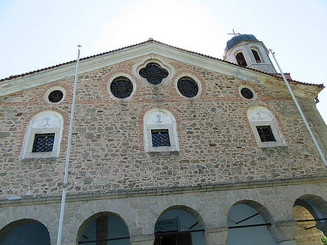 Kalofer, Bulgaria - Church  by Galina Todorova