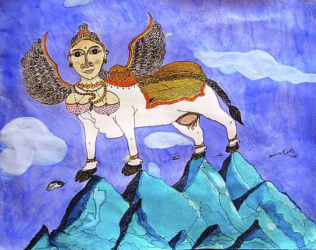 Kamadhenu by Umesh U V