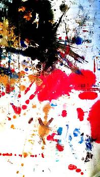 Kamor Abstract by Amy Sorrell