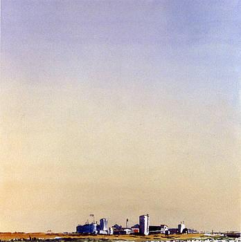 Kansas 5 by Ashley Lathe