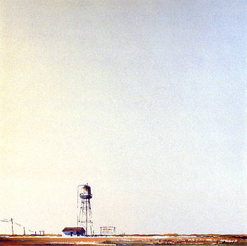 Kansas 7 by Ashley Lathe