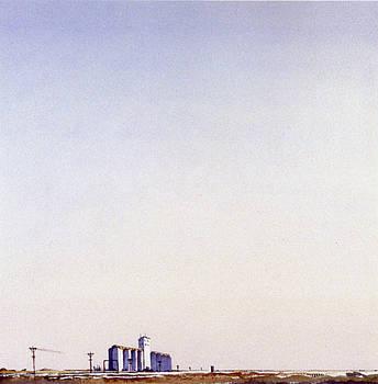Kansas 9 by Ashley Lathe