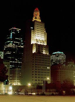 Kansas City Night by Rex E Ater