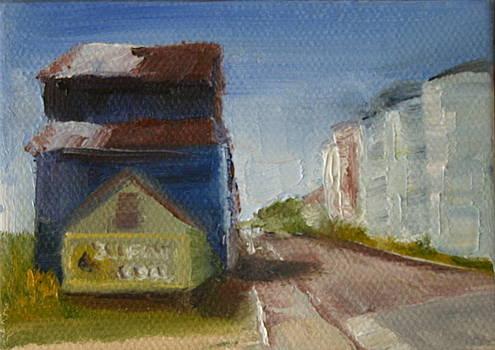 kansas Main Line by Martha Layton Smith