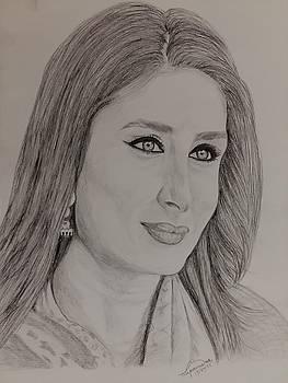 Kareena Kapoor Khan by Lupamudra Dutta