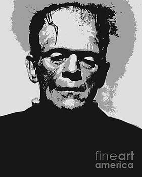 Karloff Frankenstein Monster by Pd