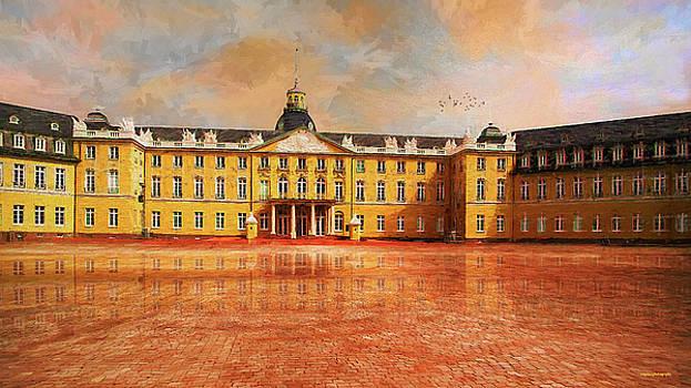 Karlsruhe Palace by Ron Jones