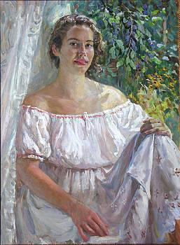 Katerine by Korobkin Anatoly