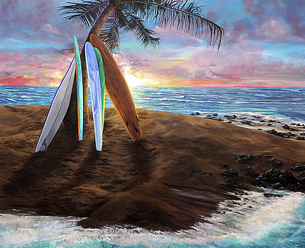 Kate's Surf by Jessica Tookey