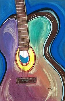 Katrina Blues by Ryan D Merrill