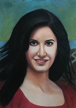Katrina - The beauty of India by Vishvesh Tadsare