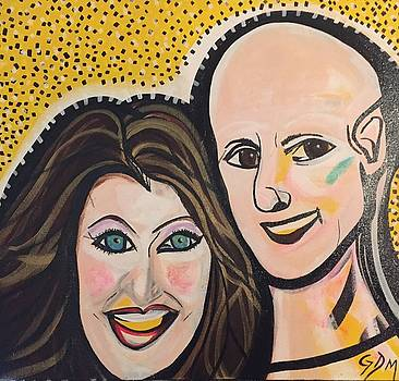 Katy and Barry by Geoffrey Doig-Marx