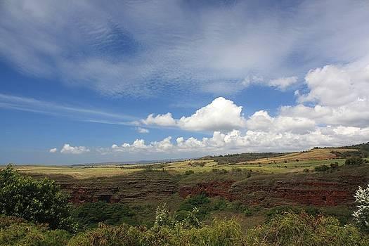 Kauai Clouds by Diane Merkle