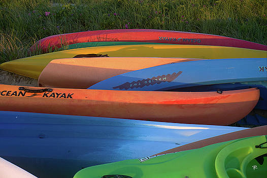 Kayak by Tom Romeo