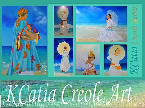 KCatia Creole Art Collection by Katia Creole Art