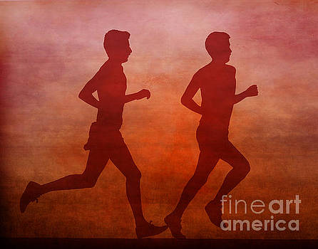 Randy Steele - Keep On Running