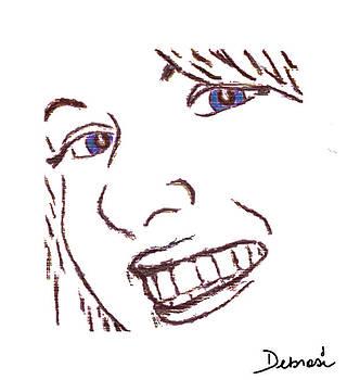Keep On Smiling by Deborah Rosier