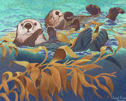 Keepers of the Kelp by Tracy L Teeter