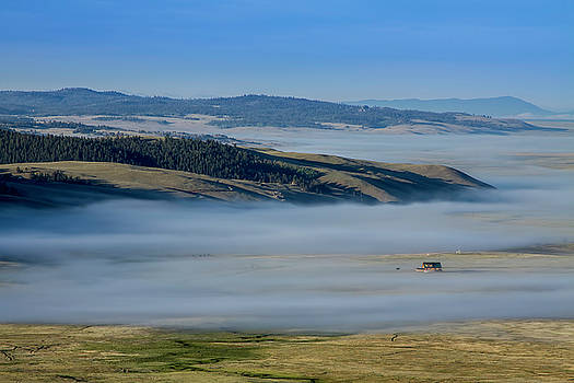Kenosha Pass Clouds by Kristal Kraft