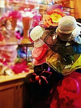 kentucky Derby Hats by Robin Regan