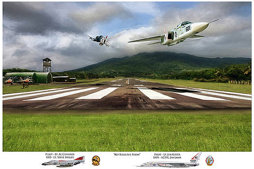 Kep Field Air Show by Peter Chilelli