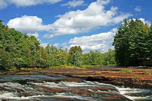 Kettle River by Bill Morgenstern