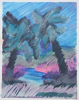 Key Palms by Judy Loper