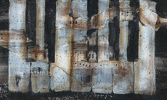 Keyboard by Jeannine Clesie