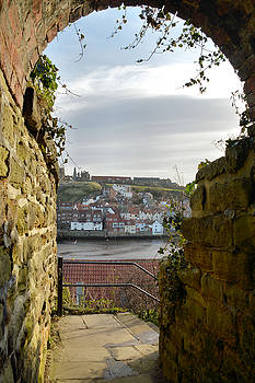 Keyhole View by Sarah Couzens