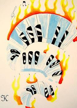 Keys of Fire by Roger Golden