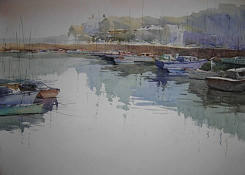 Khidirpur Dock- Ii by Sp