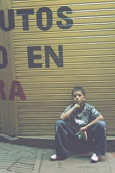 Kid After Hours by David Cardona