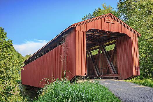 Jack R Perry - Kidwell Covered Bridge