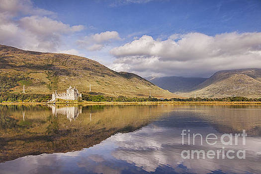 Kilchurn Castle and Loch Awe by Colin and Linda McKie