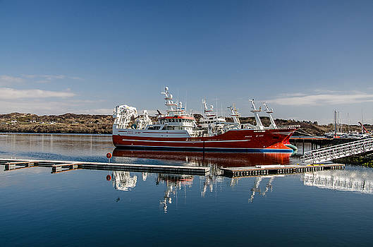 Killybegs Harbour  by Martina Fagan
