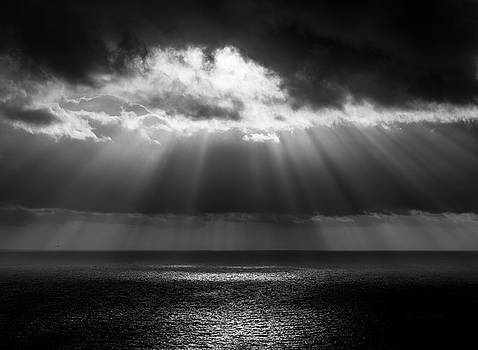 Steven Poulton - Kimmeridge Skies