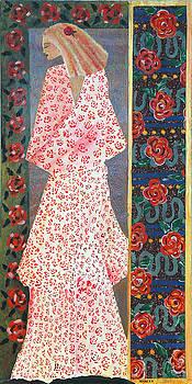 Kimono Rose by Leslie Marcus