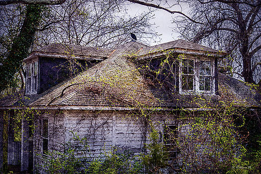 Kinder Farm House - Abandoned by Brian Wallace