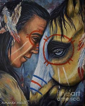 Kindred Spirits by Amanda Hukill