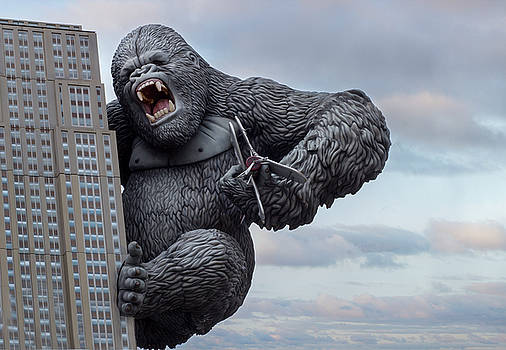 King Kong by Tammy Chesney