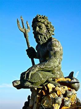 King Neptune by E Robert Dee