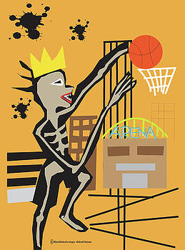 King of the Court by Michael Chatman
