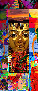 King Tut  by Joe Roache