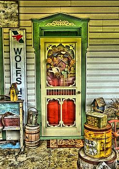 Kings Gap General Store 1 by L Granville Laird