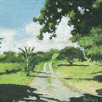 Stacy Vosberg - Kipahulu Ranch