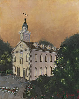 Jeff Brimley - Kirtland Temple