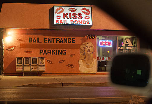 Kiss Bail Bonds by Daniel Furon