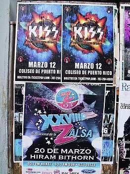 Kiss Concert San Juan by Anna Villarreal Garbis
