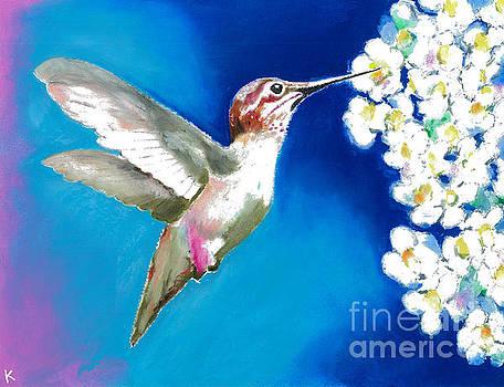 Hummingbird by Aaron Koster
